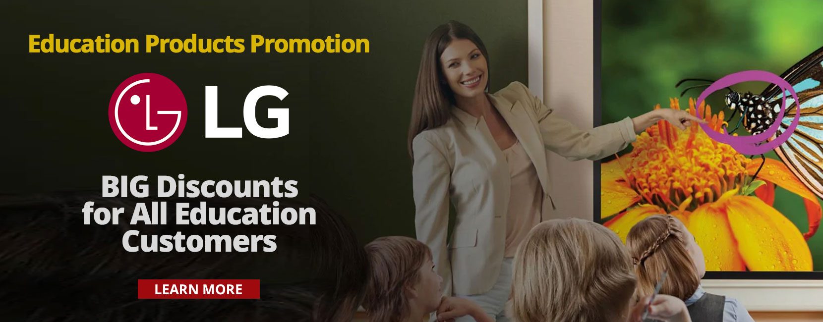LG Education Promotion