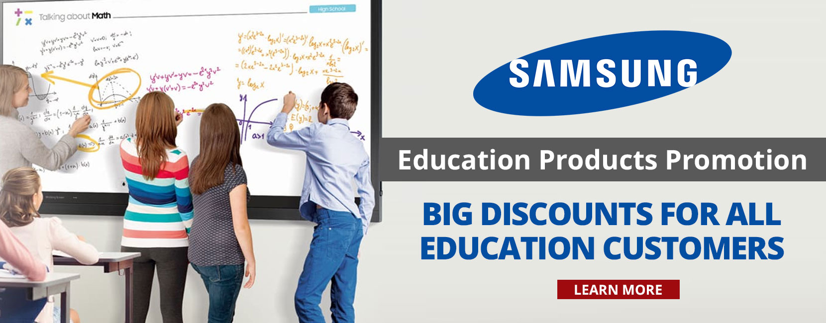 Samsung Education Promotion
